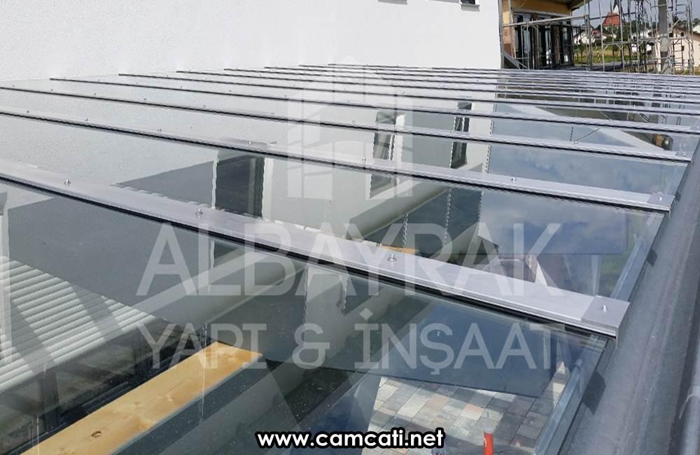 sabit cam cati sistemleri 2 - Sabit Cam Çatı Sistemleri