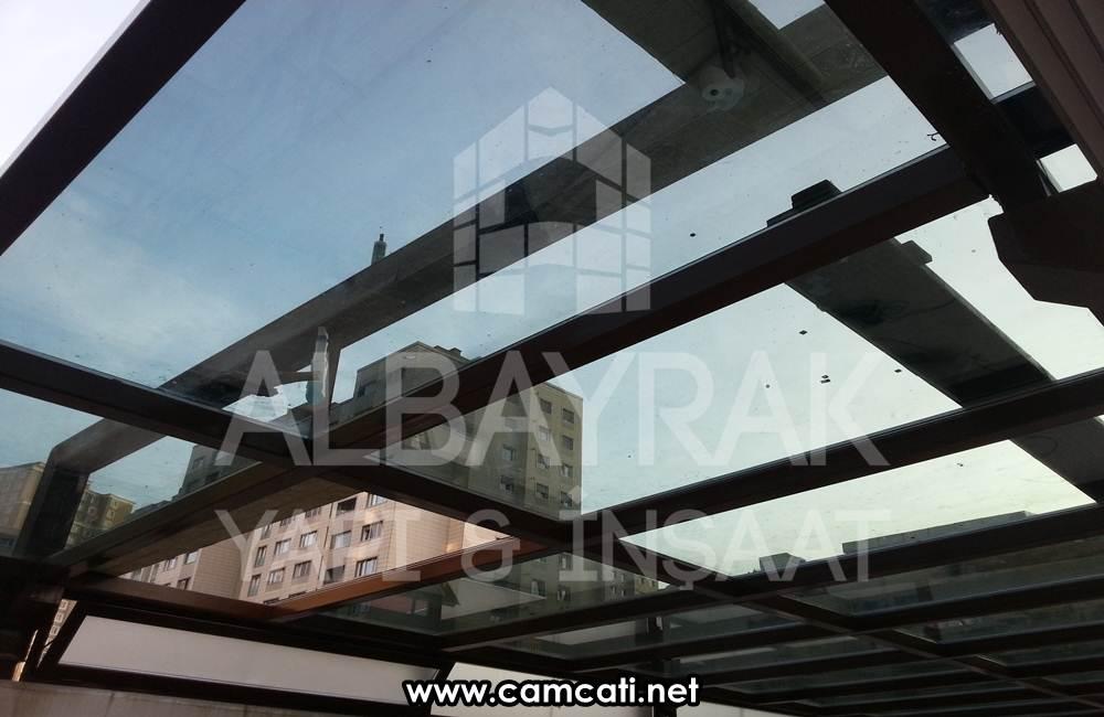 sabit cam cati sistemleri 4 - Sabit Cam Çatı Sistemleri