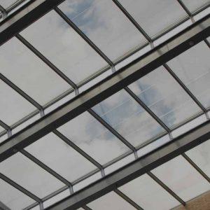 Skylight Şeffaf Cam Çatı Sistemleri